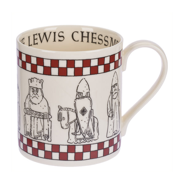 Lewis Chessmen Mug