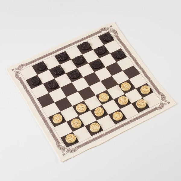 Lewis Chess and Draughts Games Set