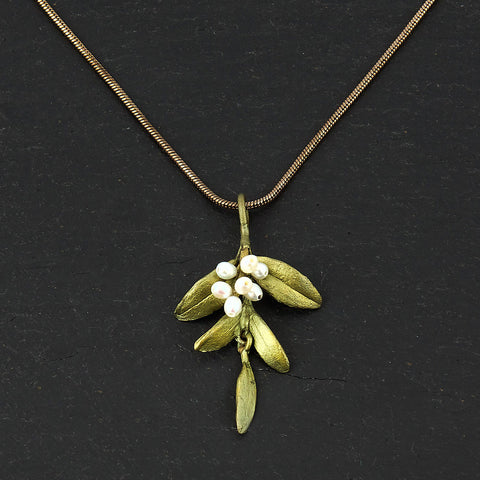 Michael Michaud Flowering Myrtle Pendant