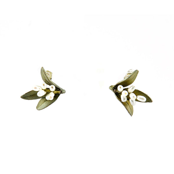 Michael Michaud Flowering Myrtle Earrings