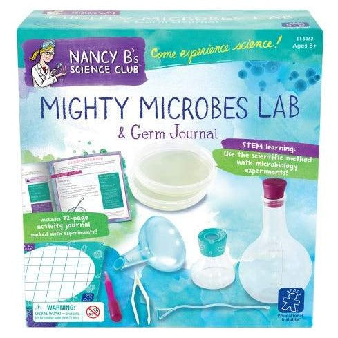 Mighty Microbes Lab