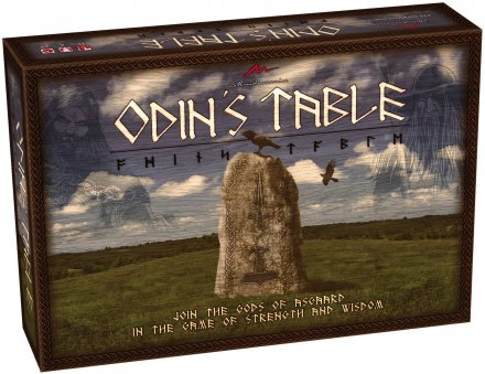 Odin's Table Board Game