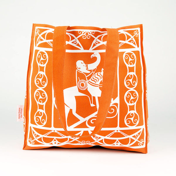 Pictish Man Shopping Bag