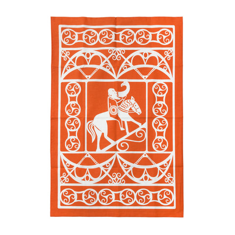 Pictish Man Tea Towel