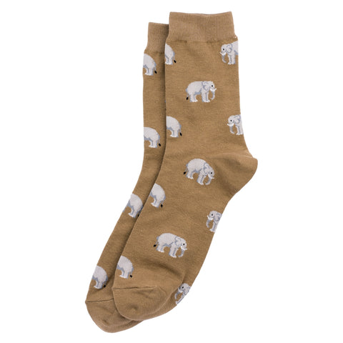 Elephant Socks - Mens