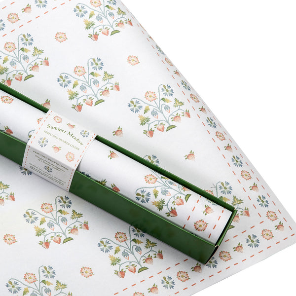Summer Meadow Scented Drawerliners