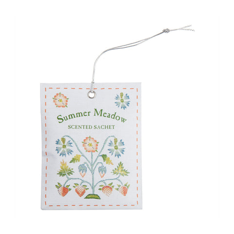Summer Meadow Small Scented Sachet