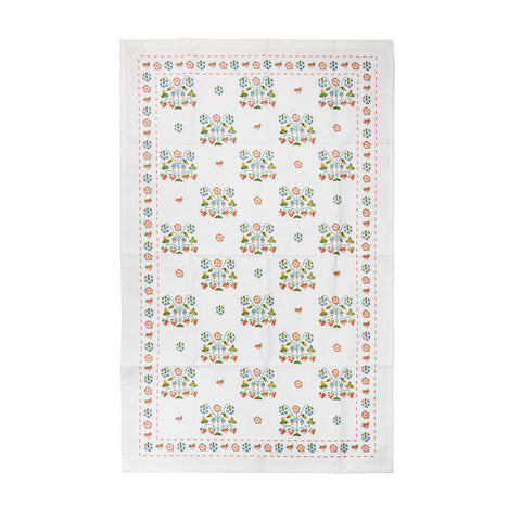 Summer Meadow Tea Towel