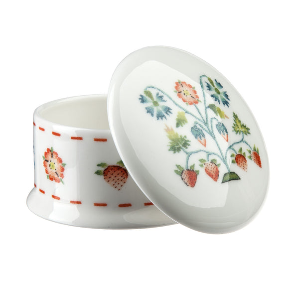 Summer Meadow Trinket Box