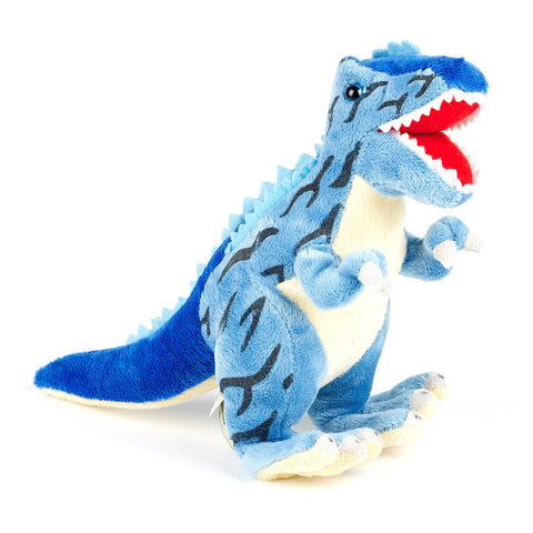 Blue T.Rex Soft Toy