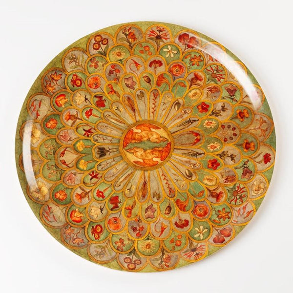Phoebe Anna Traquair Tray