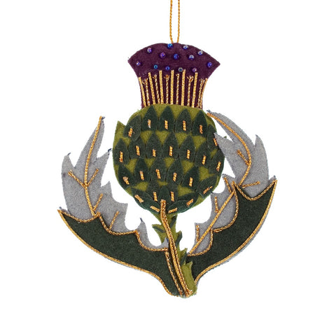 Thistle Decoration