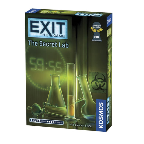 Exit: The Secret Lab