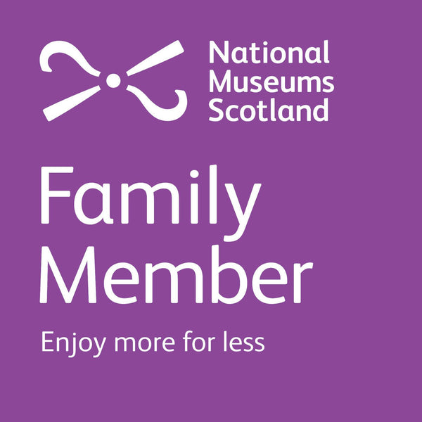 National Museums Scotland Gift Membership : Family