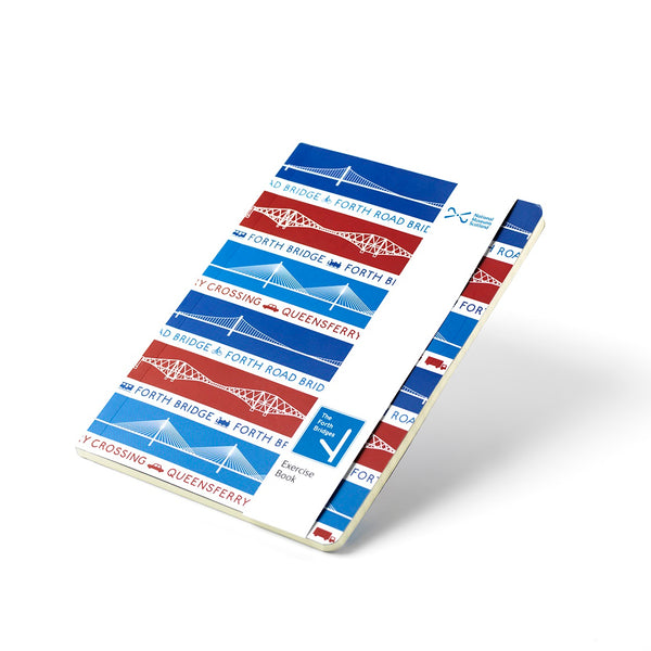 Forth Bridges Notebook A5