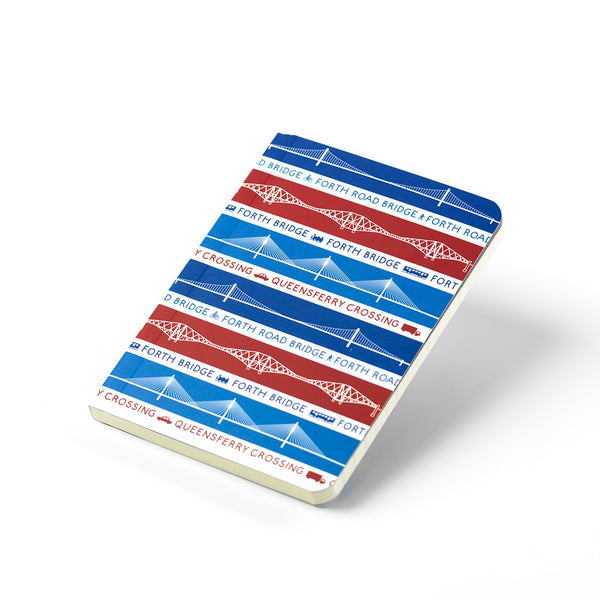 Forth Bridges A6 Notebook