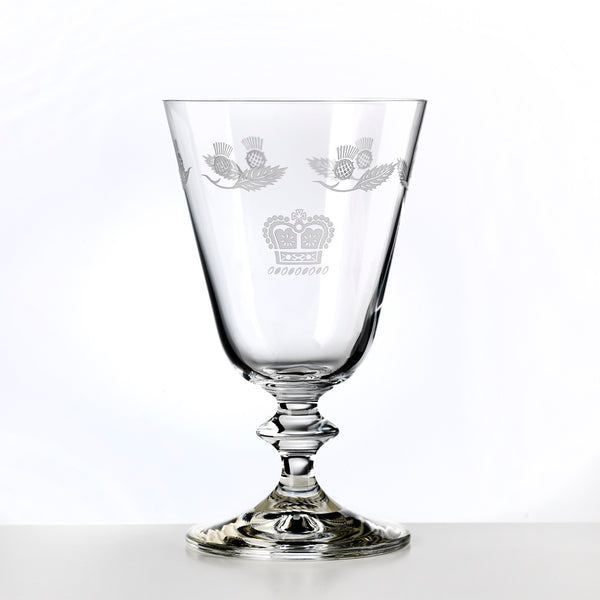 Jacobite Thistle Goblet