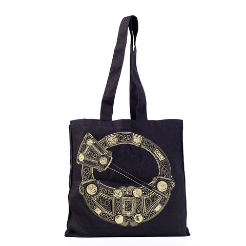 Hunterston Brooch Shopper Bag