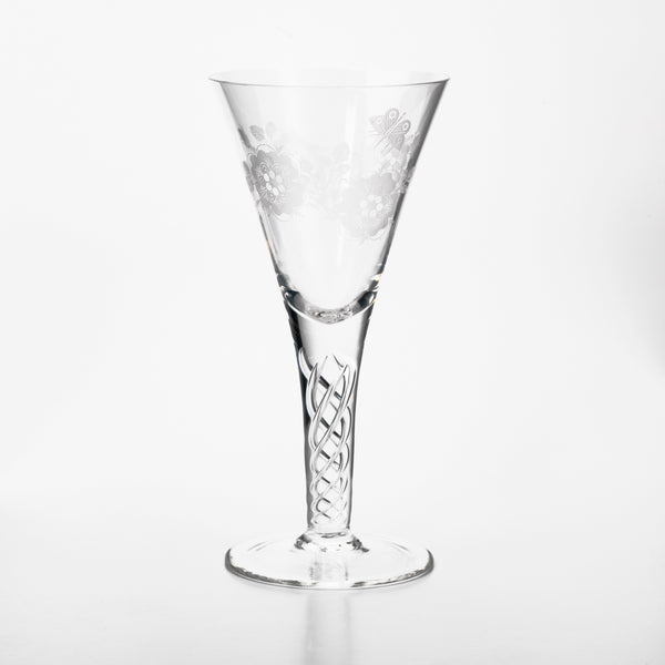Jacobite Wine Glass Large