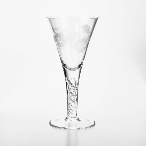 Jacobean Wine Glass Large