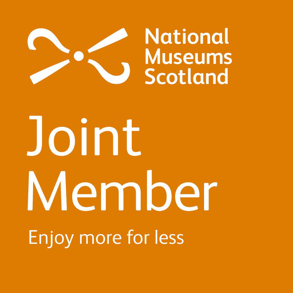 National Museums Scotland Gift Membership : Joint