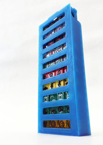 STL Files - 14mm Dice Case Collection