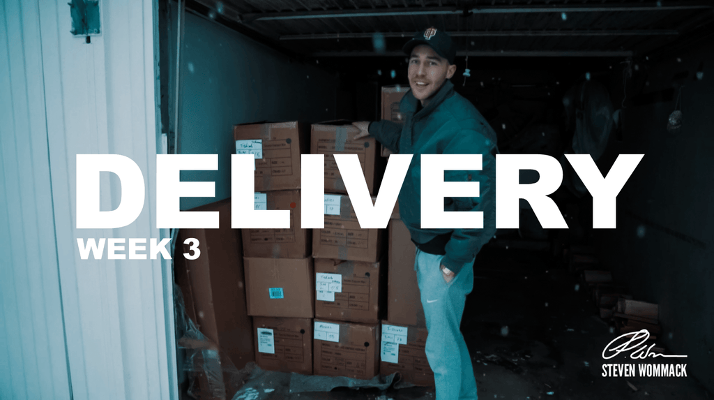 Delivery - Week 3