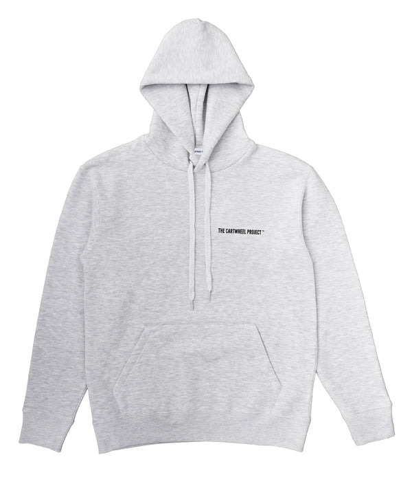 Road Hoodie Grey - The Cartwheel Project