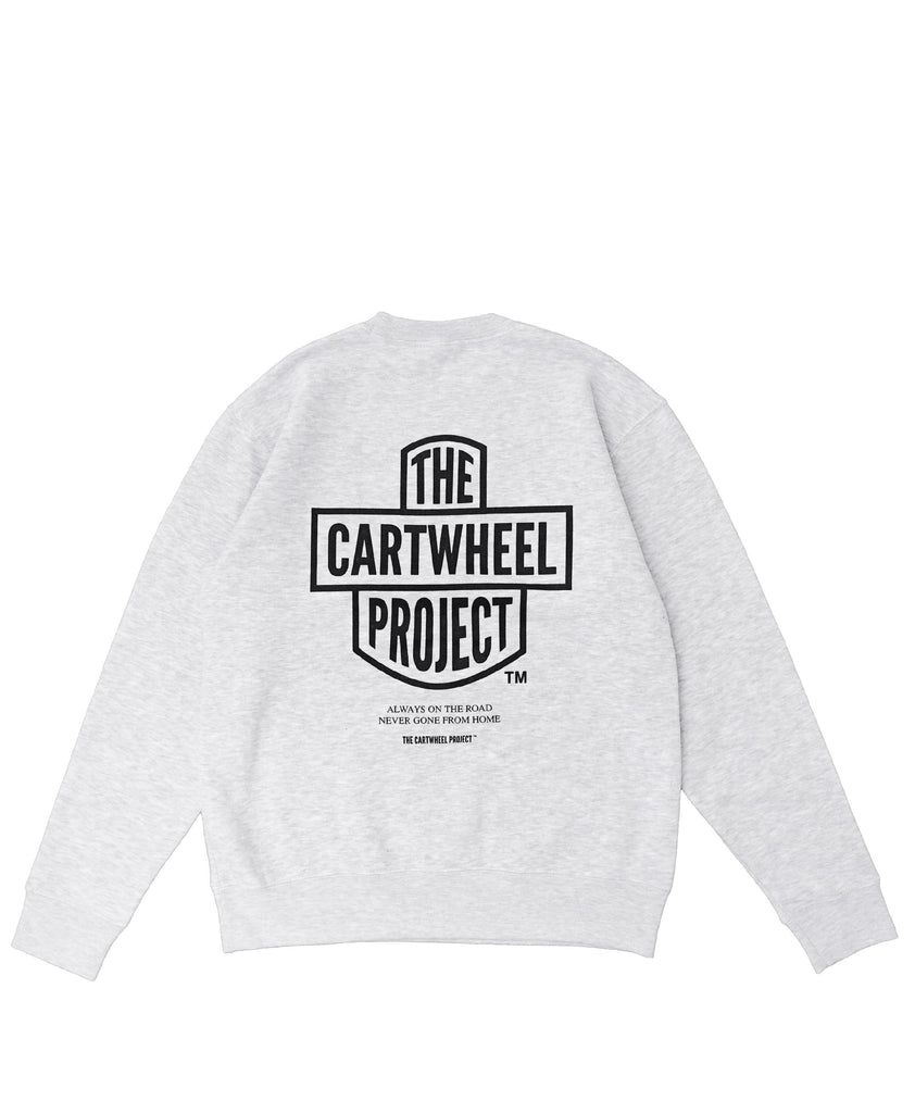 Road Sweatshirt Grey