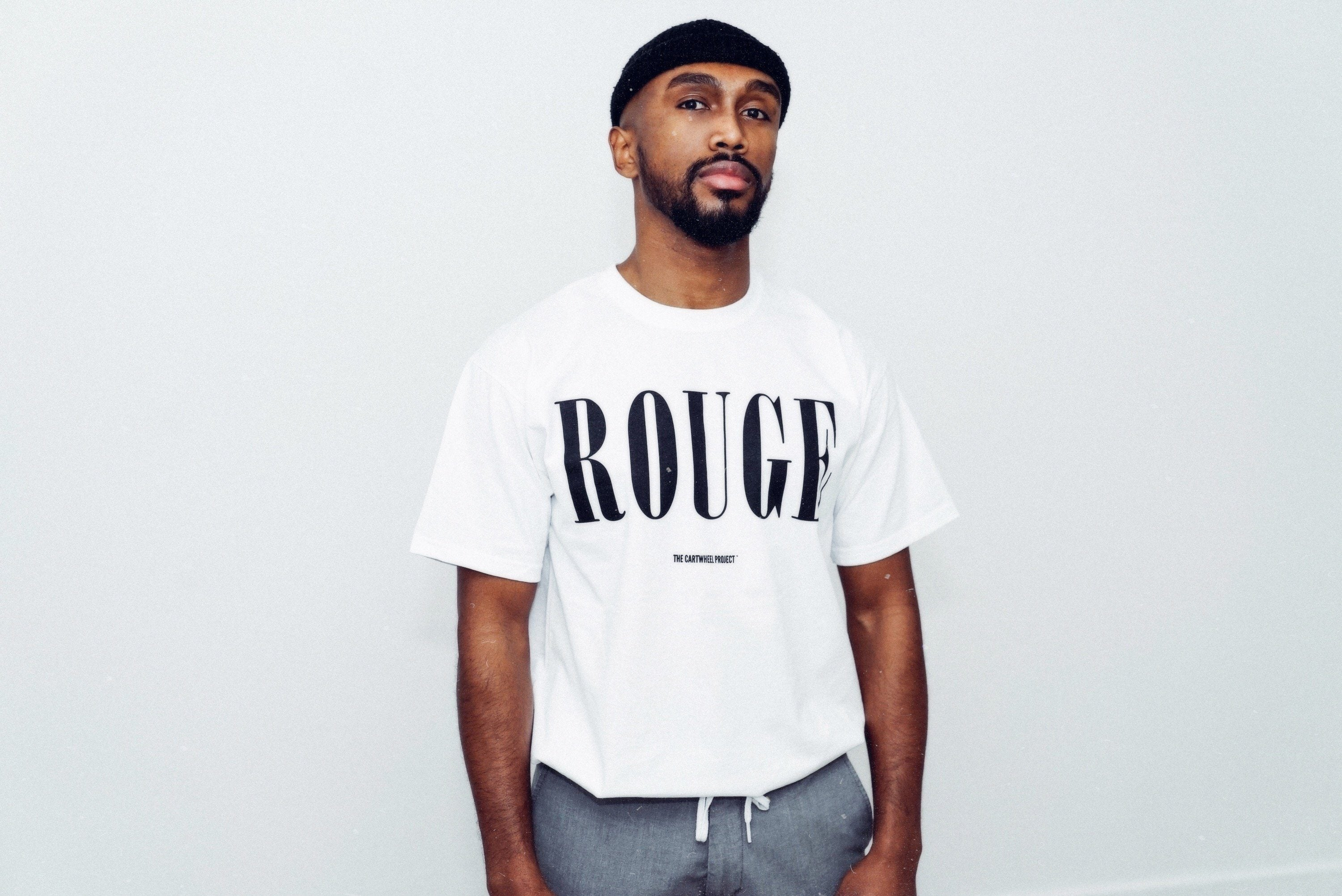 Rouge T-Shirt White