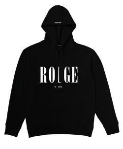 Rouge Hoodie Black - The Cartwheel Project