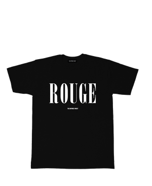 Rouge T-Shirt Black