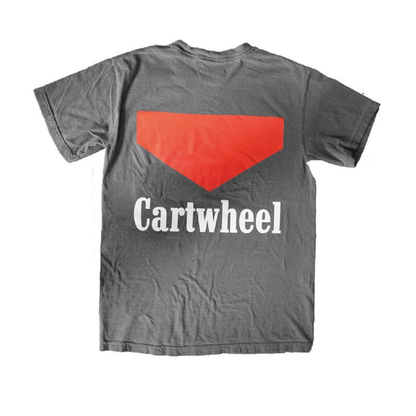 Smoker T-Shirt Pepper - The Cartwheel Project