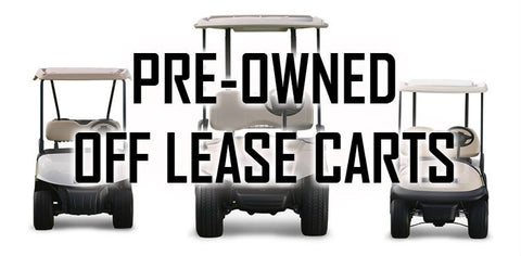 Off-Lease Cart Inventory