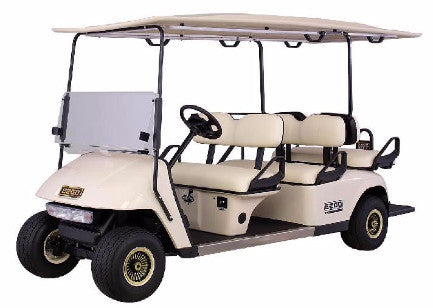6-Passenger Golf Car Rental