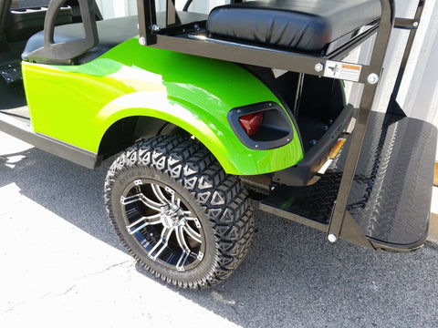 E-Z-GO TXT 48V REFURB (CARBON LIME GREEN)