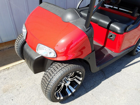 E-Z-GO RXV 48V REFURB (FLAME RED)