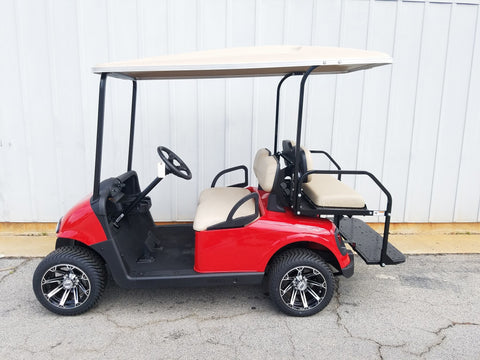 E-Z-GO RXV 48V REFURB (RED)
