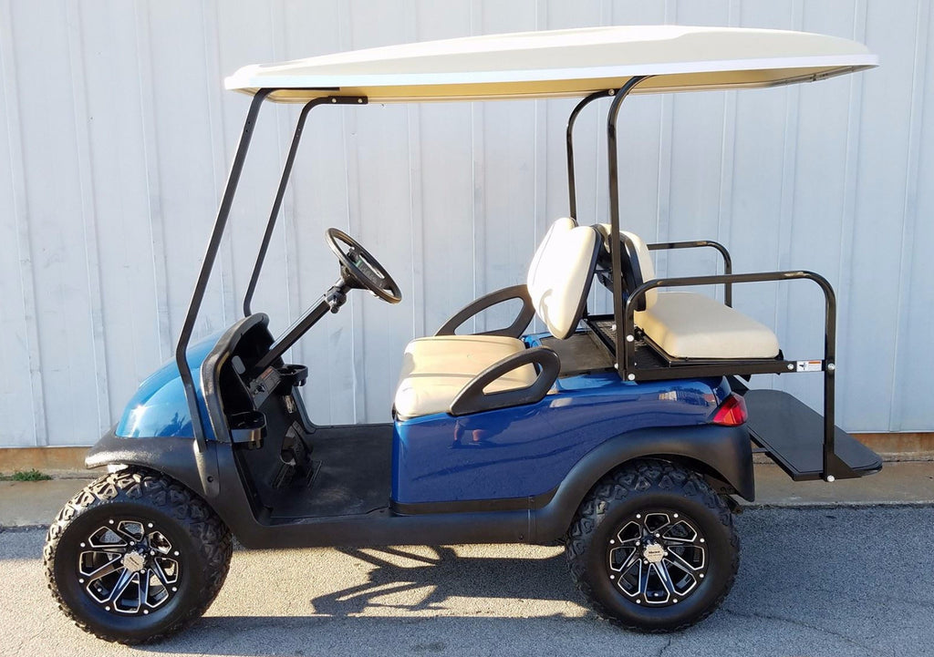 CLUB CAR PRECEDENT 48V REFURB (BLUE)