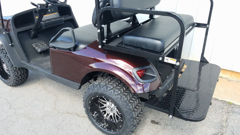 E-Z-GO TXT 48V REFURB (PLUM PURPLE METALLIC)