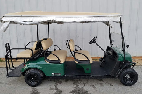 2015 CUSHMAN SHUTTLE 6 48V PERSONAL TRANSPORT VEHICLE