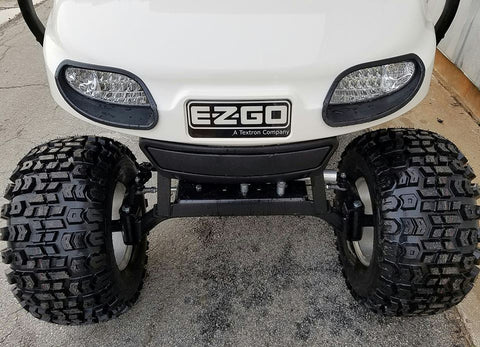E-Z-GO TXT GAS (WHITE)