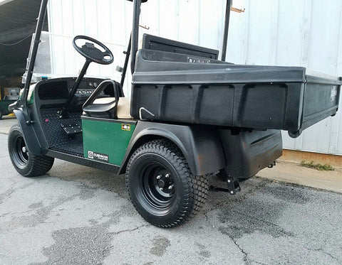 2014 CUSHMAN HAULER 800 GAS 13HP UTILITY VEHICLE