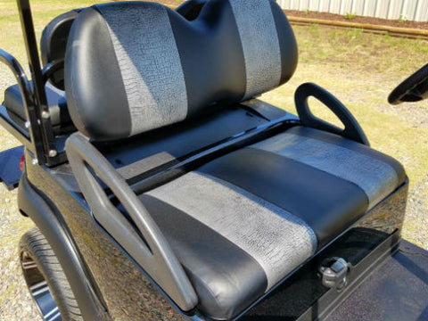 Custom Seats Deluxe (2-Tone) No Piping