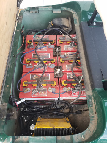 Used Take Off 8V / 12V Batteries (Call For Availability)