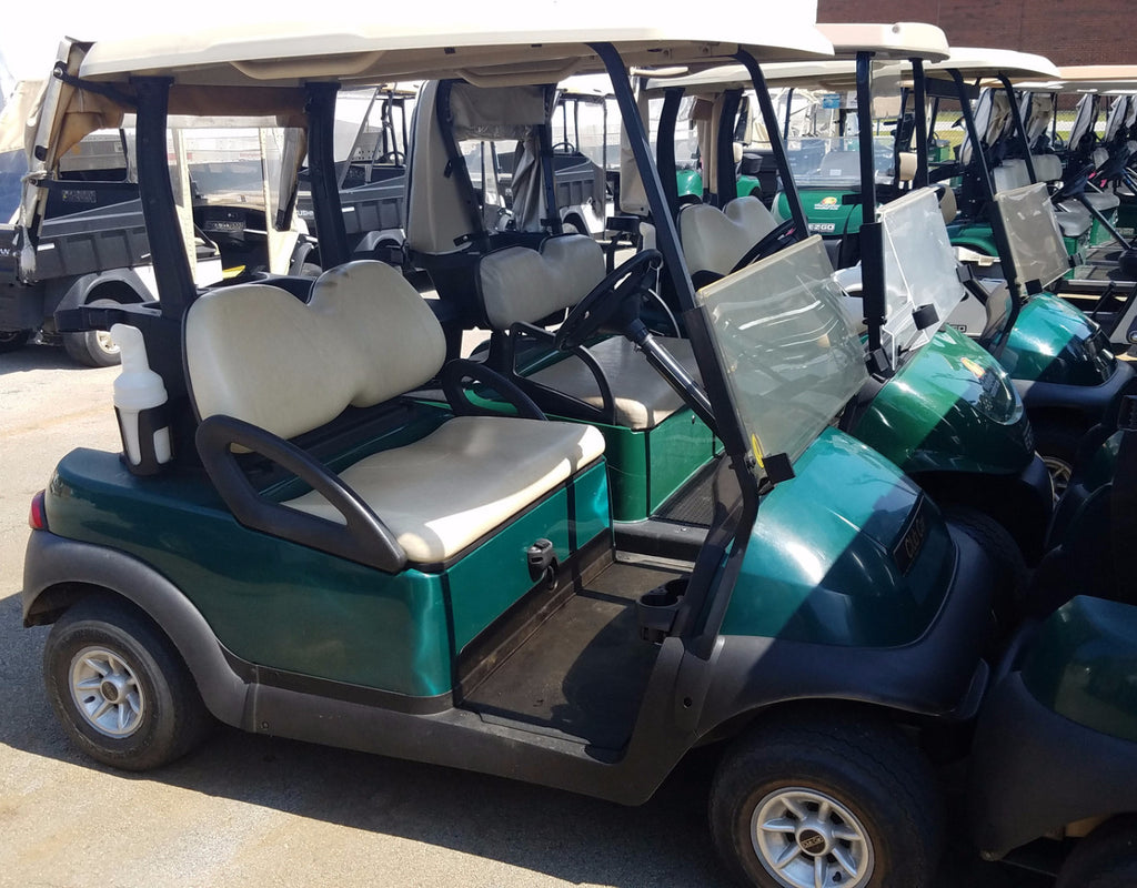 2010 CLUB CAR PRECEDENT 48V ELECTRIC