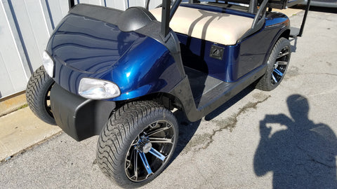 E-Z-GO RXV 48V REFURB (PATRIOT BLUE)
