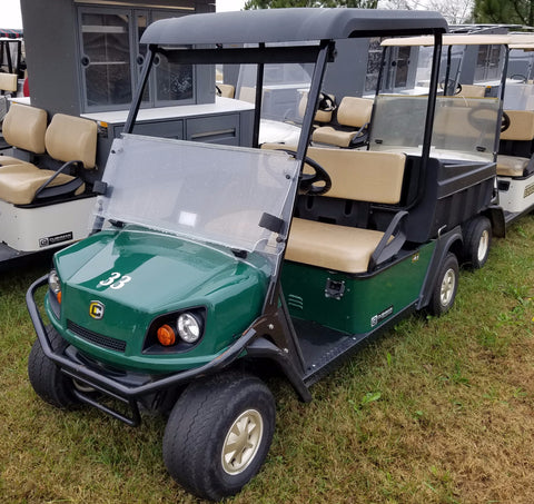 2012 CUSHMAN HAULER 1000 48V ELECTRIC UTILITY VEHICLE