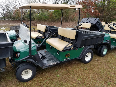 2012 CUSHMAN HAULER 1200 GAS 13HP UTILITY VEHICLE