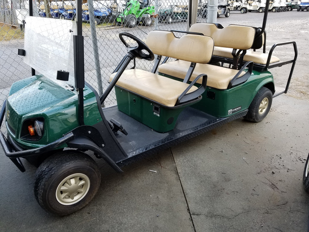 2014 CUSHMAN SHUTTLE 6 48V ELECTRIC PERSONAL TRANSPORT VEHICLE